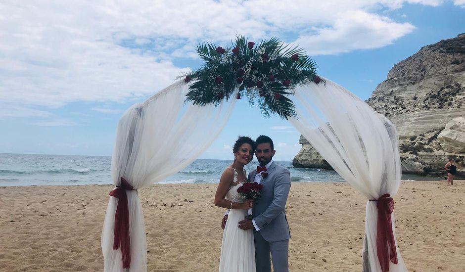 La boda de Angel y Marian en Aguamarga, Almería