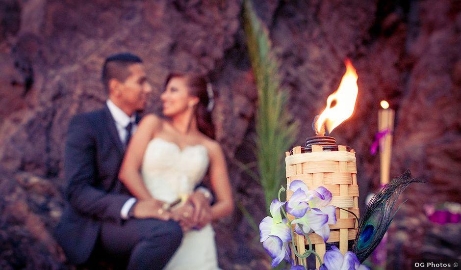 La boda de Edison y Tatyana en Playa Blanca (Yaiza), Las Palmas