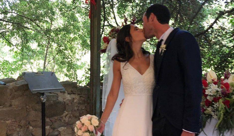La boda de Hector y Carla en Sant Fost De Campsentelles, Barcelona