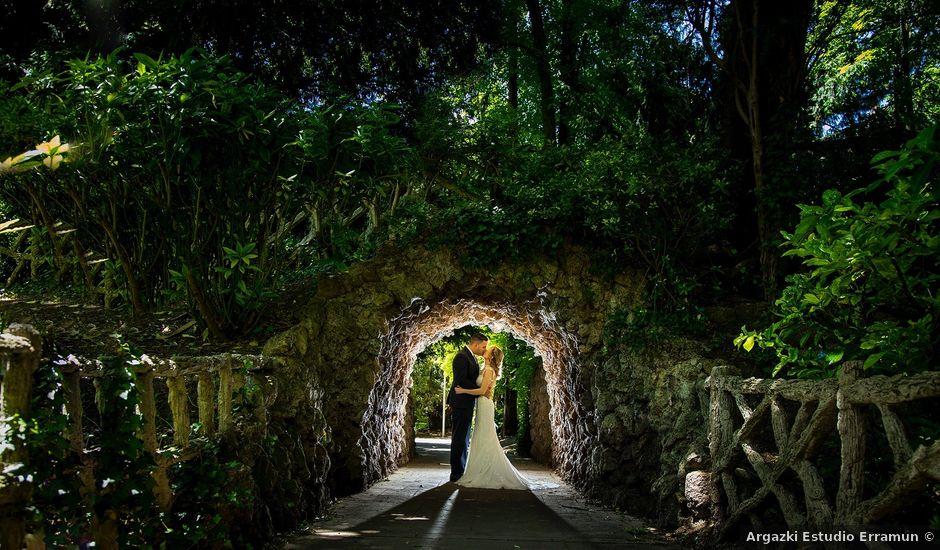 La boda de David y Idoia en Vitoria-gasteiz, Álava