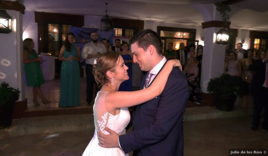 La boda de Estela y Cayetano en Carmona, Sevilla