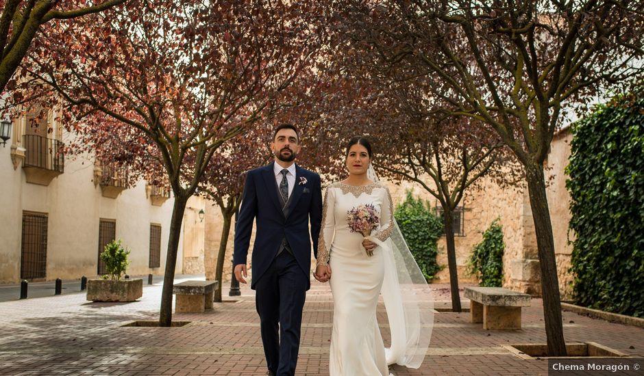 La boda de Josemi y Nerea en Casas De Los Pinos, Cuenca