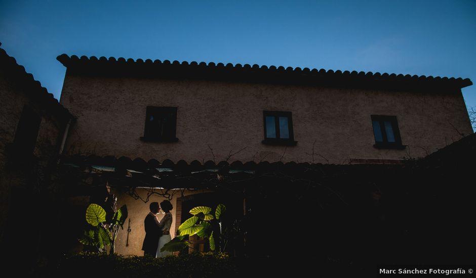 La boda de Jordi y Sonia en Sentmenat, Barcelona