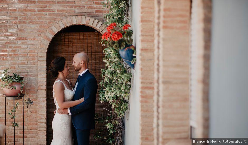La boda de Judith y Elias en Molinicos, Albacete
