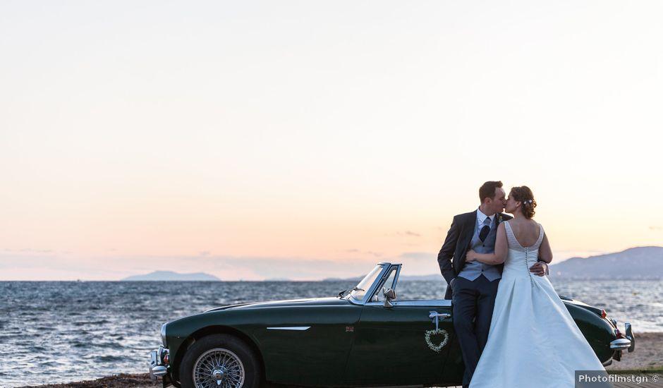 La boda de Andy y Silvia en Cambrils, Tarragona