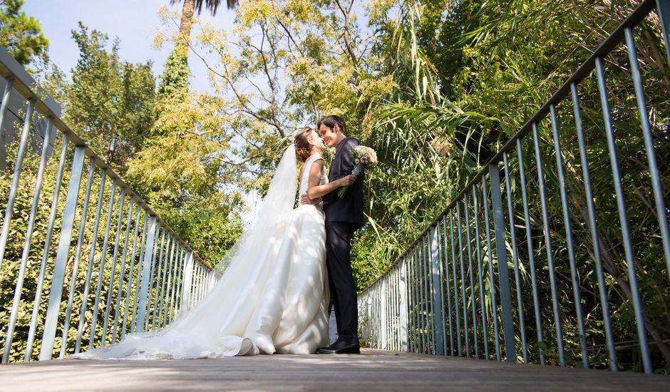 La boda de Carlos y María en Valencia, Valencia