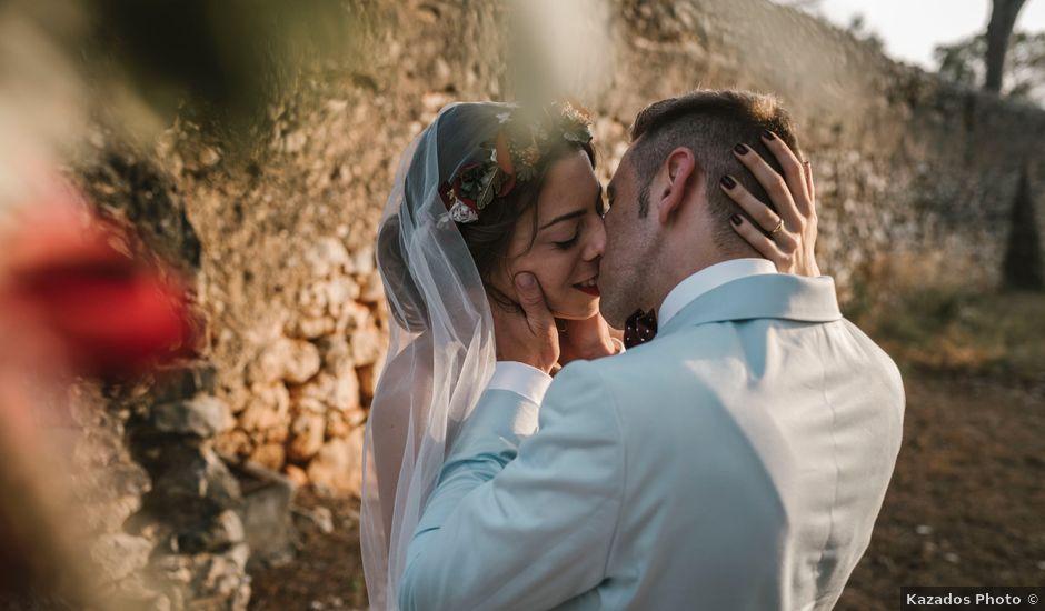 La boda de Edgar y Erika en Beniflá, Valencia
