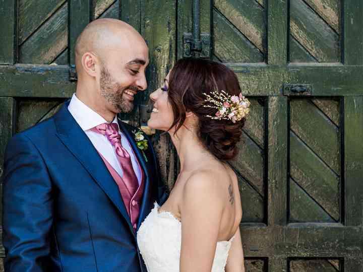 La boda de Cristina y Dani