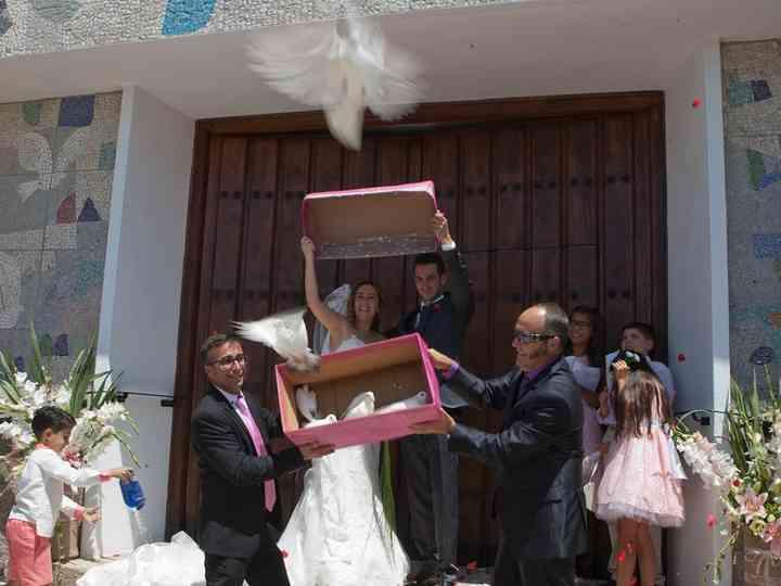La boda de Mónica y Jesús
