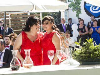 La boda de Vanessa y Lola