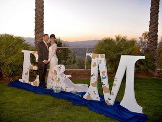La boda de Mar y Emilio 1