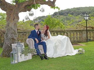 La boda de Edu y Debby