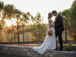 La boda de Carmina  y Valentí