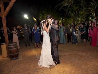 La boda de Paula y Alfredo