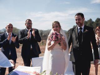 La boda de Xavi y Maria