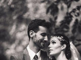 La boda de Briony y Asier
