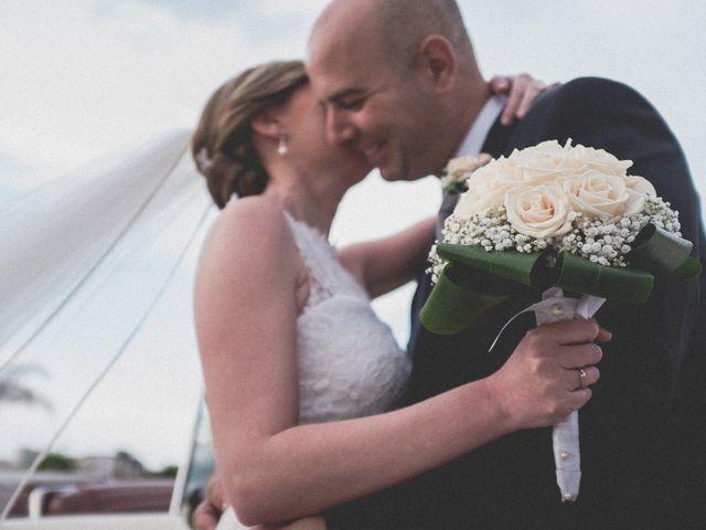 La boda de Amparo y Víctor