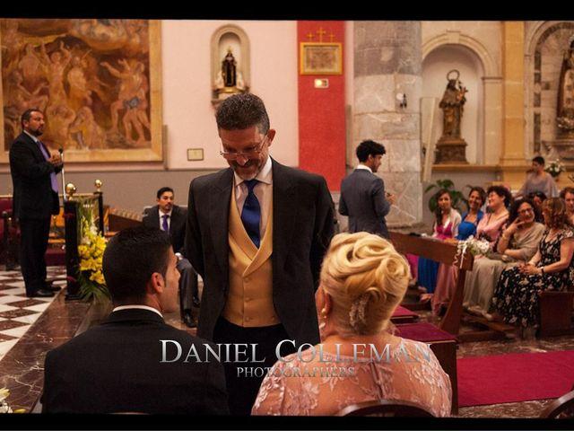 La boda de José Ignacio y Raquel en Murcia, Murcia 16