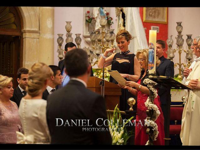 La boda de José Ignacio y Raquel en Murcia, Murcia 24