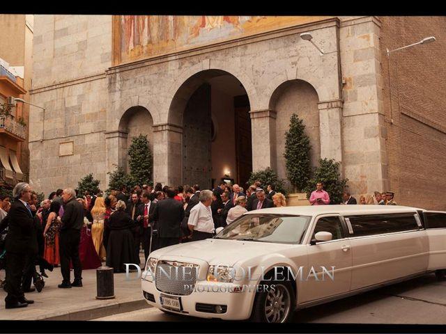 La boda de José Ignacio y Raquel en Murcia, Murcia 30