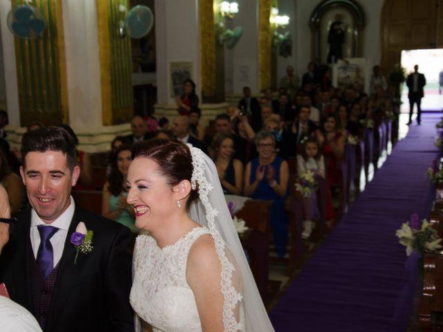 La boda de Jose Maria y Elena en Cartagena, Murcia 17
