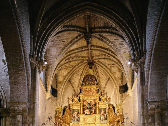 La boda de Alejandro y Ana en Espartinas, Sevilla 32
