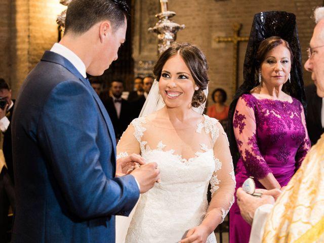 La boda de Alejandro y Ana en Espartinas, Sevilla 33