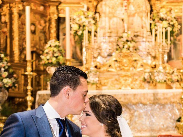 La boda de Alejandro y Ana en Espartinas, Sevilla 34