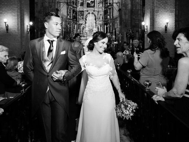 La boda de Alejandro y Ana en Espartinas, Sevilla 35