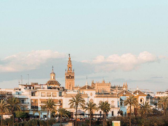 La boda de Alejandro y Ana en Espartinas, Sevilla 41