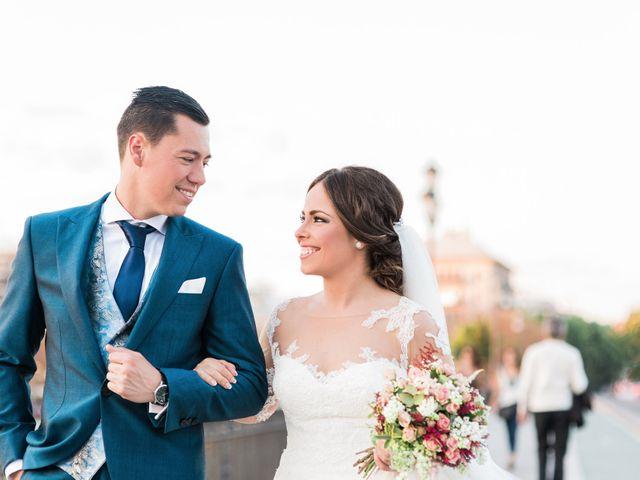 La boda de Alejandro y Ana en Espartinas, Sevilla 42