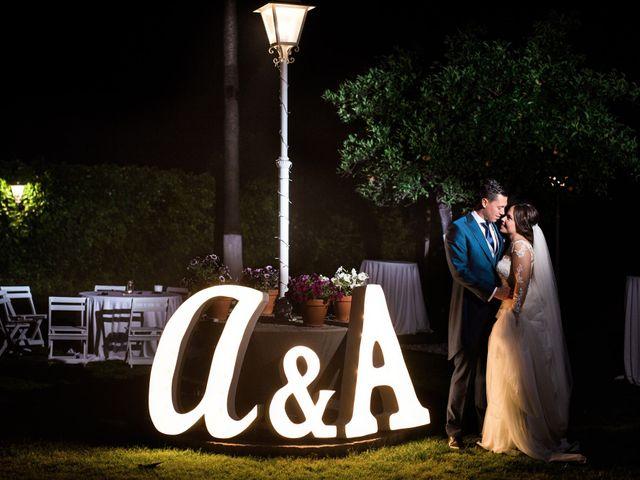 La boda de Alejandro y Ana en Espartinas, Sevilla 57