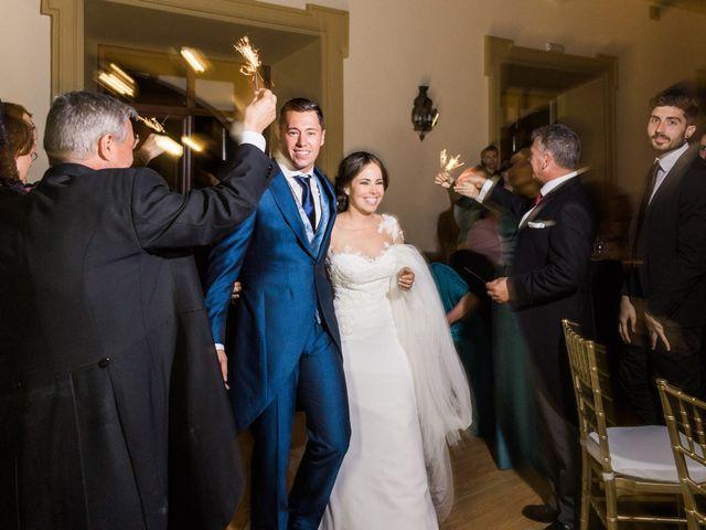 La boda de Alejandro y Ana en Espartinas, Sevilla 58
