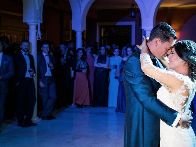 La boda de Alejandro y Ana en Espartinas, Sevilla 65