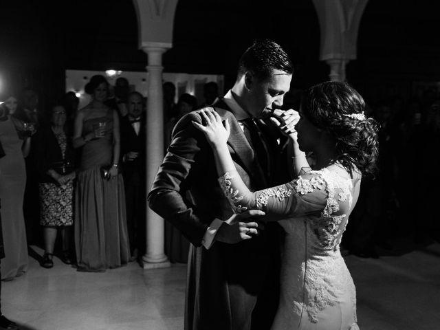 La boda de Alejandro y Ana en Espartinas, Sevilla 66