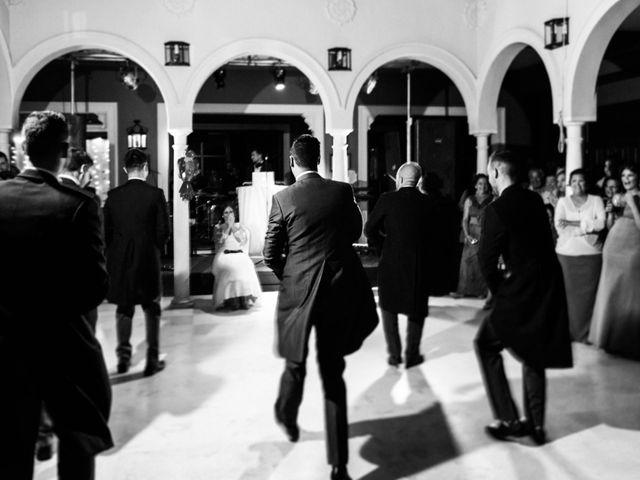 La boda de Alejandro y Ana en Espartinas, Sevilla 67