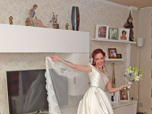 La boda de Debby y Edu en Alella, Barcelona 5
