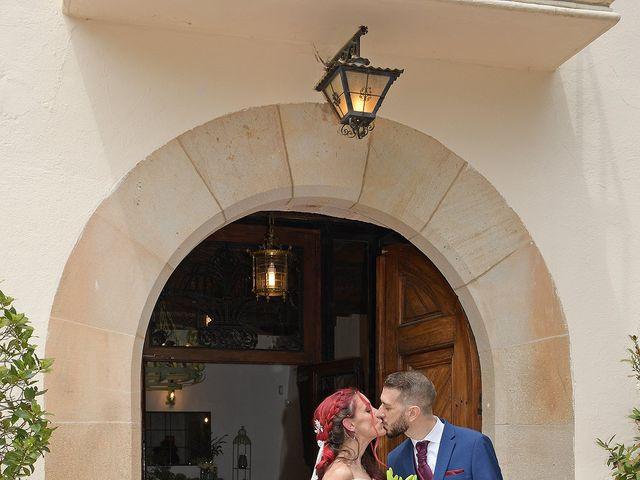 La boda de Debby y Edu en Alella, Barcelona 7