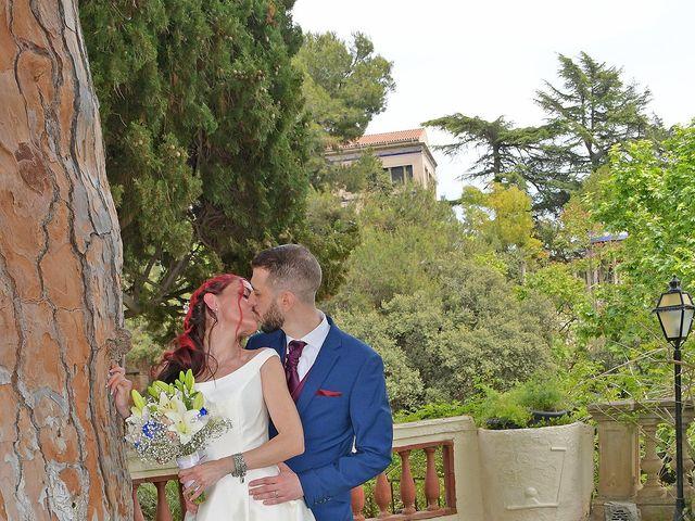 La boda de Debby y Edu en Alella, Barcelona 8