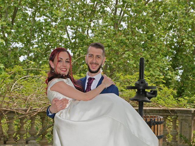 La boda de Debby y Edu en Alella, Barcelona 11