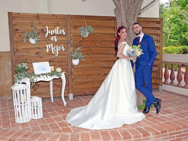 La boda de Debby y Edu en Alella, Barcelona 2
