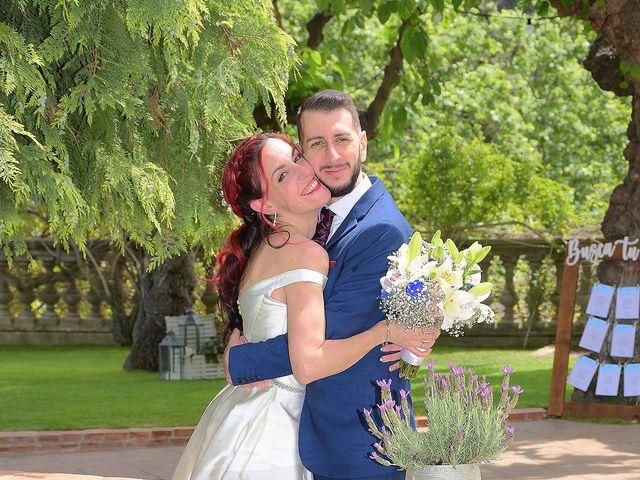 La boda de Debby y Edu en Alella, Barcelona 12