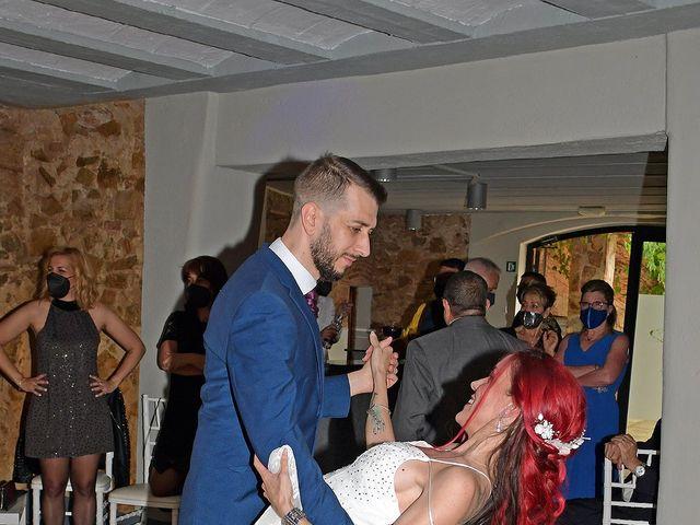 La boda de Debby y Edu en Alella, Barcelona 17