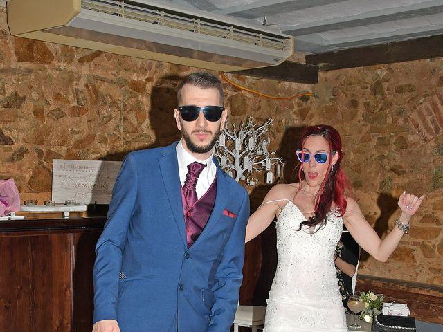 La boda de Debby y Edu en Alella, Barcelona 18