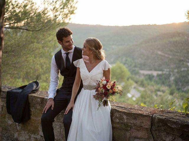 La boda de Valentí  y Carmina  en Rubio, Barcelona 2