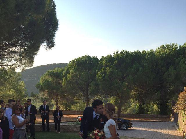 La boda de Valentí  y Carmina  en Rubio, Barcelona 8