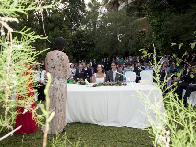 La boda de Alfredo y Paula en Castelló/castellón De La Plana, Castellón 1