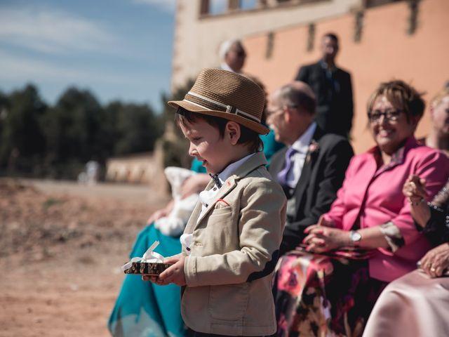 La boda de Maria y Xavi en Manresa, Barcelona 33