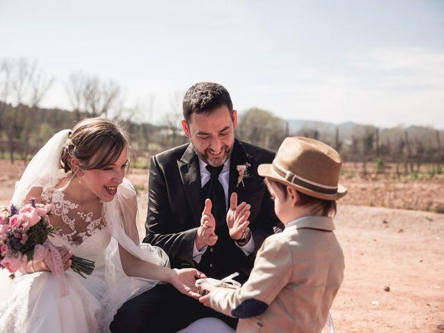 La boda de Maria y Xavi en Manresa, Barcelona 34