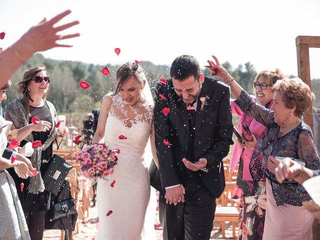 La boda de Maria y Xavi en Manresa, Barcelona 39